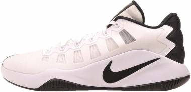 Nike Hyperdunk 2016 Low - Blanco Blanco White Black