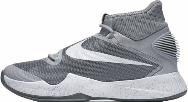premium selection 3984a e38ec Nike HyperRev 2016 Gris   Blanco (Wolf Grey   White-cool Grey)