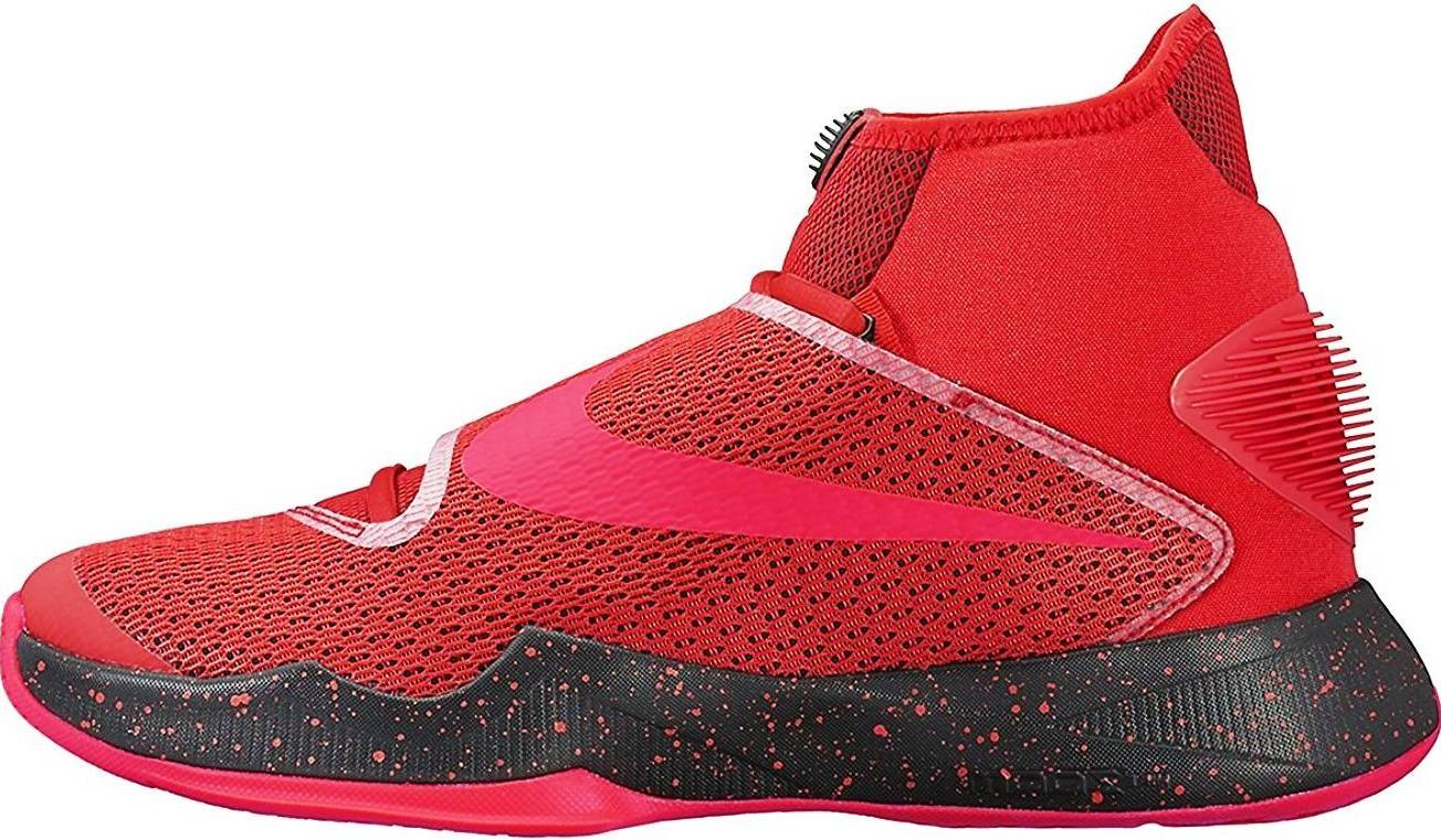 nike basketball shoes strap