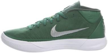Nike Kobe AD Mid - Gorge Green/Metallic Silver/White