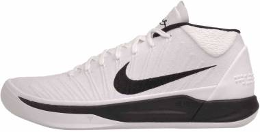 Nike Kobe AD Mid - White/Black