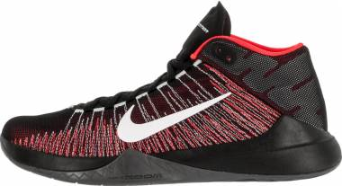 Nike Zoom Ascention BLACK/WHITE-BRIGHT CRIMSON Men