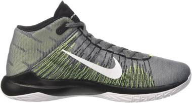 Nike Zoom Ascention - Gris Cool Grey White Volt Black (832234004)