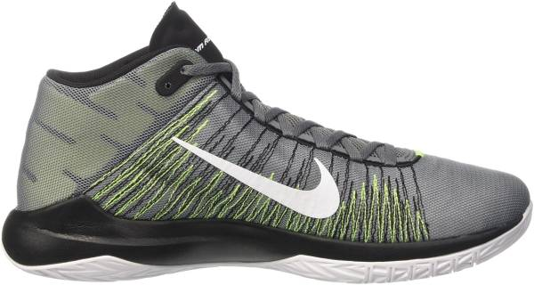 brand new 4a9c8 04c9b Nike Zoom Ascention Gris (Cool Grey   White-volt-black)
