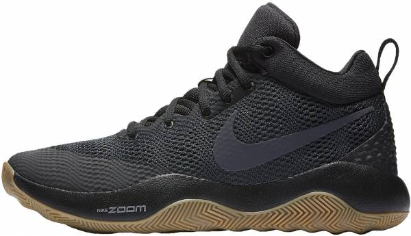 on sale de838 c1e24 Nike Zoom Rev 2017 Black Anthracite-gum Light Brown