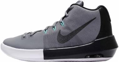 Nike Air Integrate Cool Grey/Black-wolf Grey Men