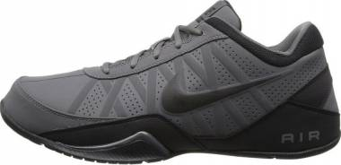 Nike Air Ring Leader Low - Dark Grey/Black (488102002)