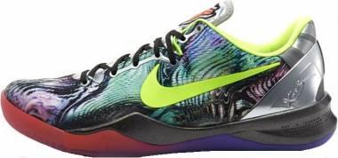 Nike Kobe 8 System - Multi-color, Volt-chrome (639655900)