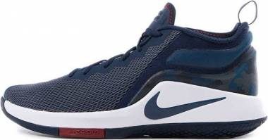 purchase cheap 65075 094a8 Nike LeBron Witness II College Navy   College Navy Men
