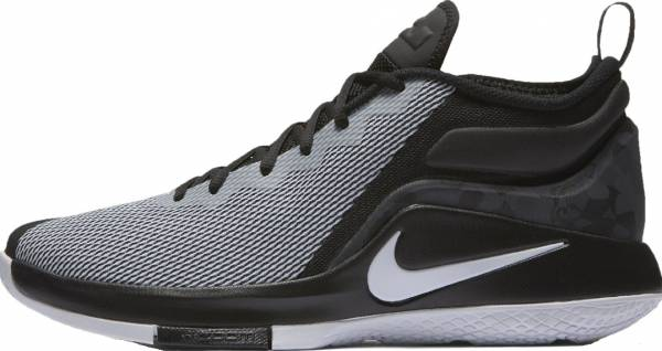 Nike LeBron Witness II - BLACK/WHITE (942518011)