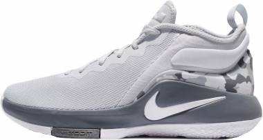 Nike LeBron Witness II Pure Platinum/White-cool Grey-wolf Grey Men