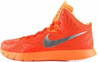 Nike Lunar Hyperquickness - Orange Blaze/Bright Citrus/Metallic Silver