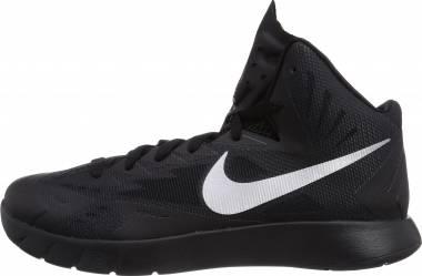 Nike Lunar Hyperquickness - Black Metallic Silver (652777002)