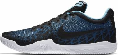 Nike Mamba Rage Blau (Blue Nebula/Blue Gale/Black/White) Men