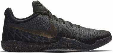 Nike Mamba Rage - Multicolore Black Metallic Gold Anthracite Dark Grey 099