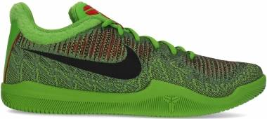 Nike Mamba Rage - Electric Green/Black/Volt (908972300)