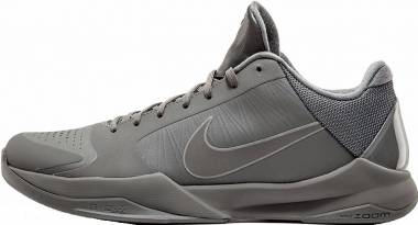Nike Zoom Kobe 5 Tumbled Grey, Tumbled Grey Men