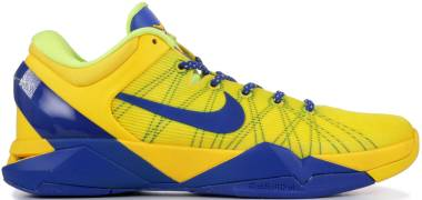 Nike Zoom Kobe 7 System - tour yellow, game royal-lmn twist