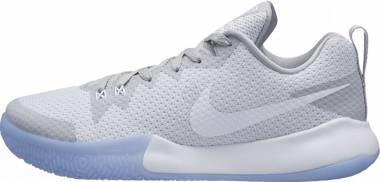 Nike Zoom Live 2 - Weiß White White Wolf Grey Pure Pla 101