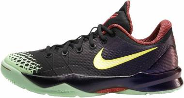 Nike Zoom Venomenon 4 - Black/Lemon Chiffon/Court Purple