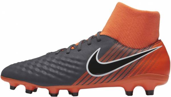 Nike Magista Obra II Academy Dynamic Fit Firm Ground - Grey (AH7303080)