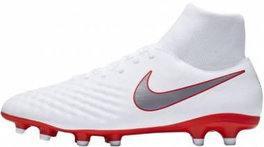 Nike Magista Obra II Academy Dynamic Fit Firm Ground White Men