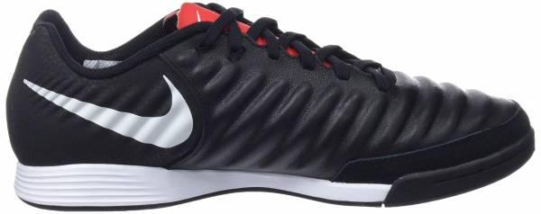 Nike TiempoX Legend VII Academy Indoor - Black / Light Crimson / Pure Platinum