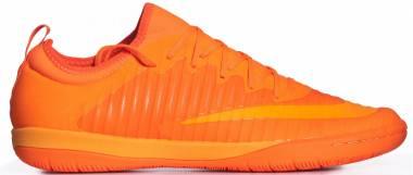 separation shoes 78681 5075d Nike MercurialX Finale II Indoor Orange Men