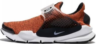 Nike Sock Dart SE - Orange Terra Orange White Black White