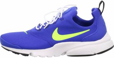 Nike Presto Fly - Multicolore Game Royal Volt Black White 407 (908019407)