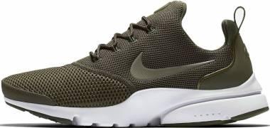 Nike Presto Fly - Green (908019201)