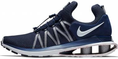 Nike Shox Gravity Midnight Navy/White-white-mtlc Cool Grey Men