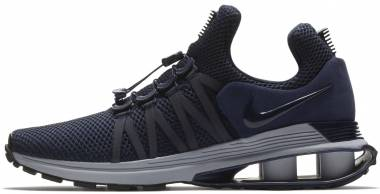 20a741658a5 Nike Shox Gravity Obsidian Midnight Navy Wolf Grey Men
