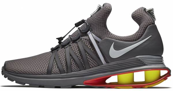 quality design 35813 85217 Nike Shox Gravity Grey