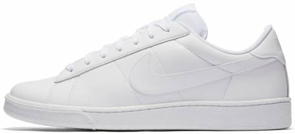 Nike Flyleather Tennis Classic White/White/White