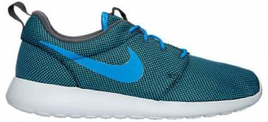 Nike Roshe One Premium - anthracite photo blue pure platinum 040