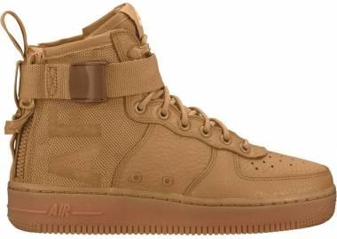 Nike SF Air Force 1 Mid - Brown (AA3966700)