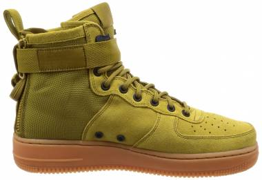 Nike SF Air Force 1 Mid - Green (917753301)
