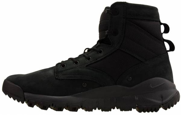 huge discount 0d73e d9871 Nike SFB 6 Leather Black