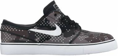 Nike SB Zoom Stefan Janoski Canvas Premium Grey Men