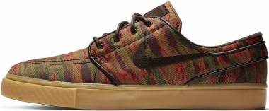 Nike SB Zoom Stefan Janoski Canvas Premium Multi-Color Men