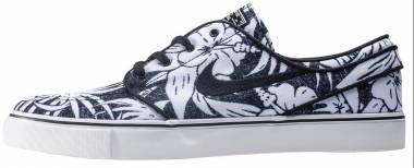 Nike SB Zoom Stefan Janoski Canvas Premium - Black Black White Gum Lig