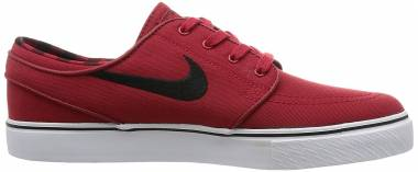 Nike SB Zoom Stefan Janoski Canvas Premium - Red (705190601)