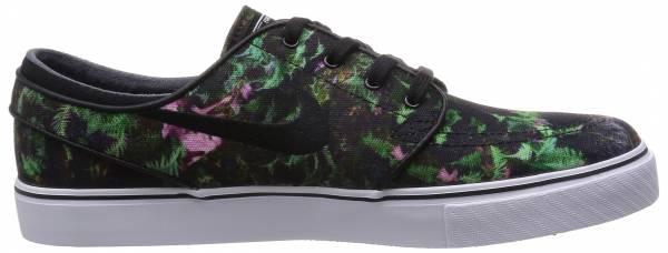 Nike SB Zoom Stefan Janoski Canvas Premium Green
