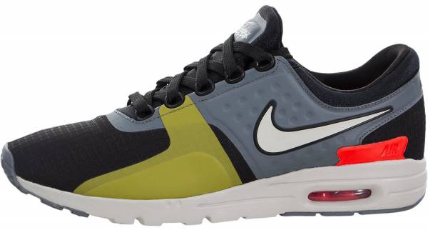nike air max zero womens black