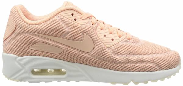 online retailer dd45f 4ce7d Nike Air Max 90 Ultra 2.0 Breathe Arctic Orange 800