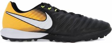 Nike TiempoX Finale Turf - Black/White-laser Orange-volt (897764008)