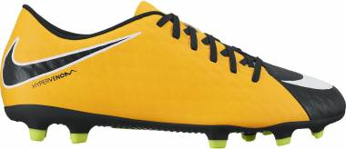 Nike Hypervenom Phade 3 Firm Ground Orange (Laser Orange/Black-black-volt-white) Men