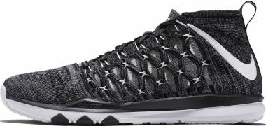 info for 42d2e c2061 Nike Train Ultrafast Flyknit Black White Men