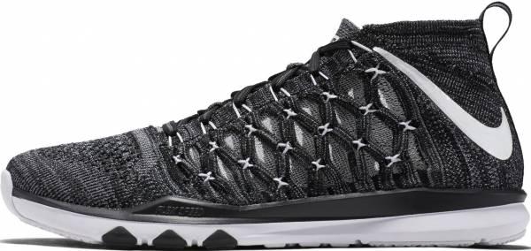 Nike Train Ultrafast Flyknit - Black/White